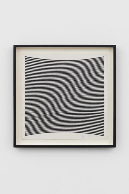Bridget Riley, 'Untitled (from La Lune En Rodage)', 1965