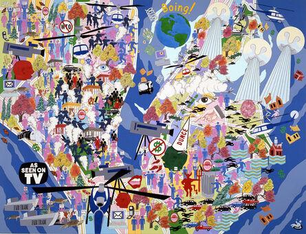 Nancy Chunn, 'Huff 'n' Puff (Fall 1999)', 2001
