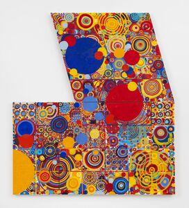 Jennifer Losch Bartlett, 'Red Yellow Blue', 2000-2001
