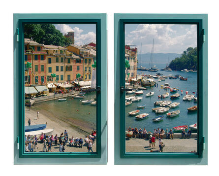Anotherview, 'ANOTHERVIEW N.13: Early summer in Portofino, La Piazzetta, Portofino, Italy, 19th of May 2018 (luxury edition)', 2018