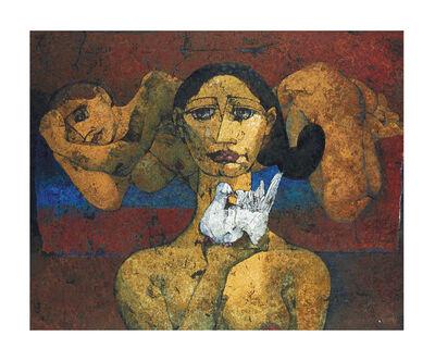 Jamil Naqsh, 'Untitled'