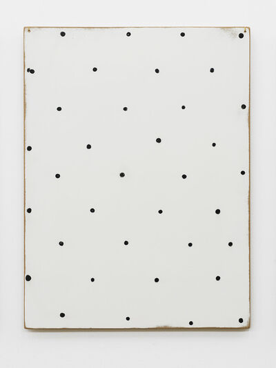 Zin Taylor, 'Thoughts collected on the surface of a panel (these thirty-six points are a field of thought)', 2013