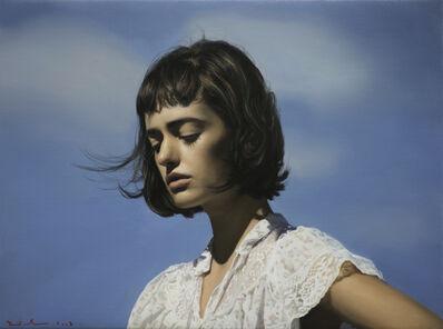Yigal Ozeri, 'untitled (Olya)', 2018
