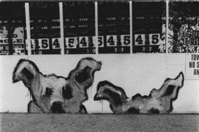 Arabella Colton, 'Wall Dogs — 415, Chestnut St., San Francisco 1992 ', 1992