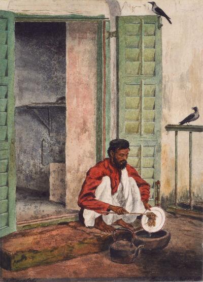 Unknown British, 'The Masalchi   Comillah', 1889