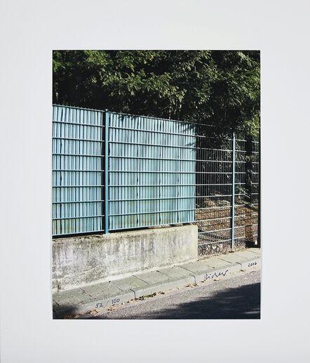 Gerhard Richter, 'Zaun (Fence)', 2016