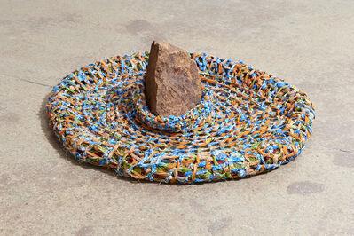 Ernesto Neto, 'Neste lago tem uma pedra, Sandstone FricaBra (This lake has a stone, Sandstone FricaBra)', 2018