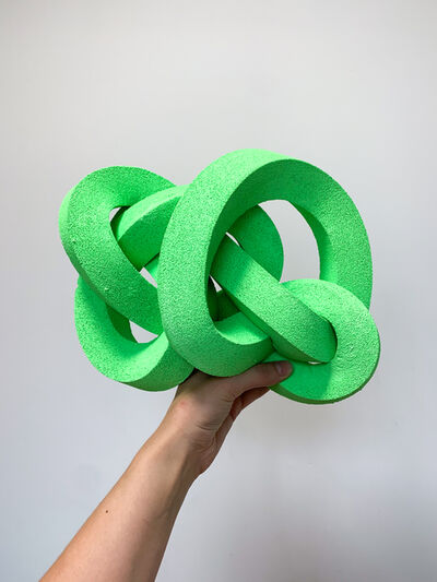 Emily Stollery, 'Untitled (Neon Green)', 2020