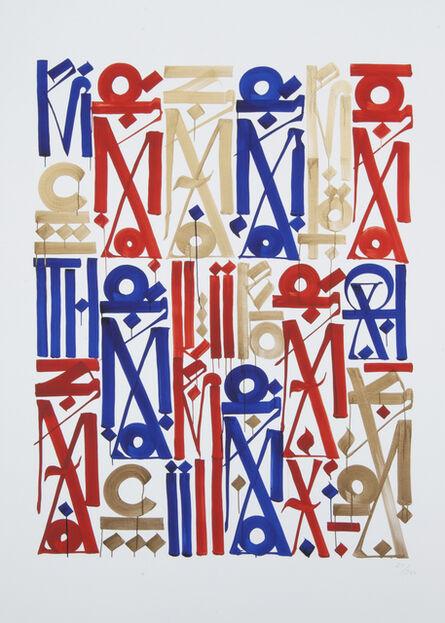 RETNA, 'Braddock Tiles', 2013