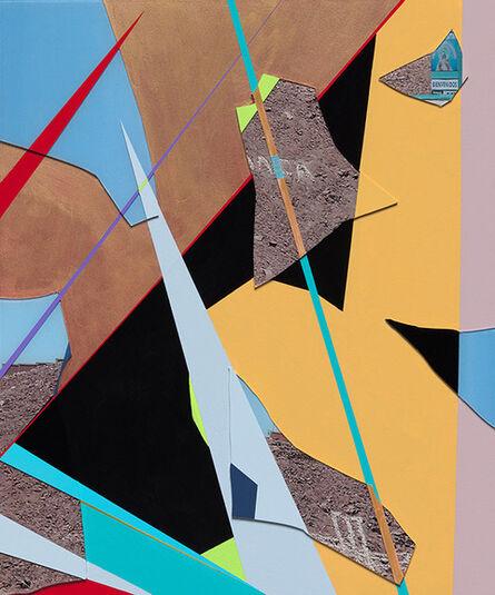 Beth Davila Waldman, 'Desert Intersections No. 1', 2018