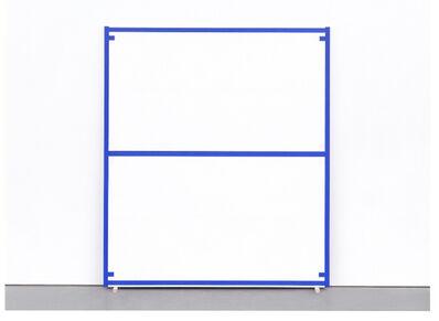 Alan Uglow, 'Standard (Blue)', 1994