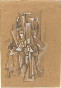 Roger de la Fresnaye, 'Still Life', probably 1920