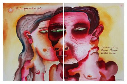 Eduardo Sarmiento, 'Narciso Juvier & Caridad Conde - Paternal Great-Great-Grandparents', 2012