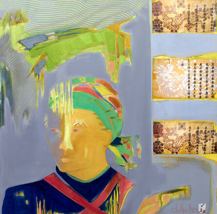 Renee DuRocher, 'Bac Bo – Frontiére Du Nord (Northern Border)'