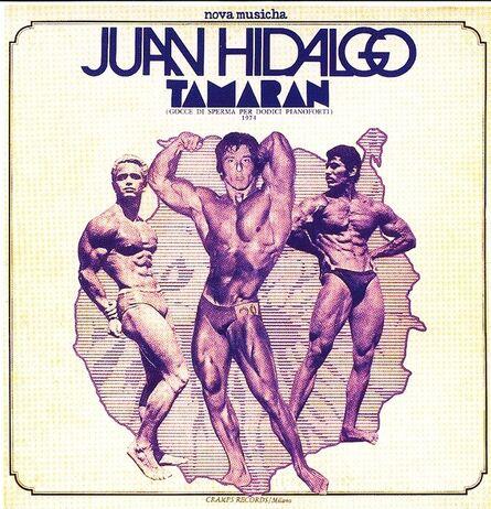 Juan Hidalgo, 'Tamaran', 1974