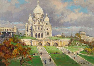 Edouard Léon Cortès, 'Sacré-Coeur', ca. 1935