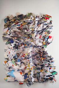 Rosa Muñoz, 'Strata of time', 2013