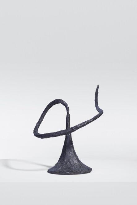Alexander Calder, 'Whip Snake (Snake on the Post)', 1944
