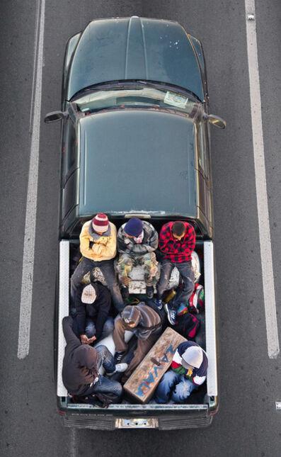 Alejandro Cartagena, 'Carpoolers #12', 2011
