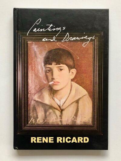 Rene Ricard, 'Paintings and Drawings', 1998