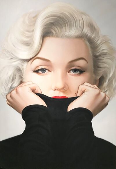 Michael Moebius, 'Sugar Marilyn Monroe', 2016