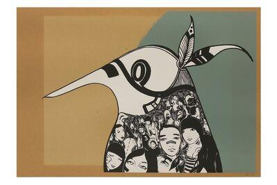 Lucy McLauchlan, 'Warrior Bird (Green)', 2006