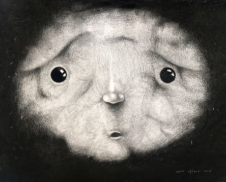 Iwan Effendi, 'Perplexed 3', 2020