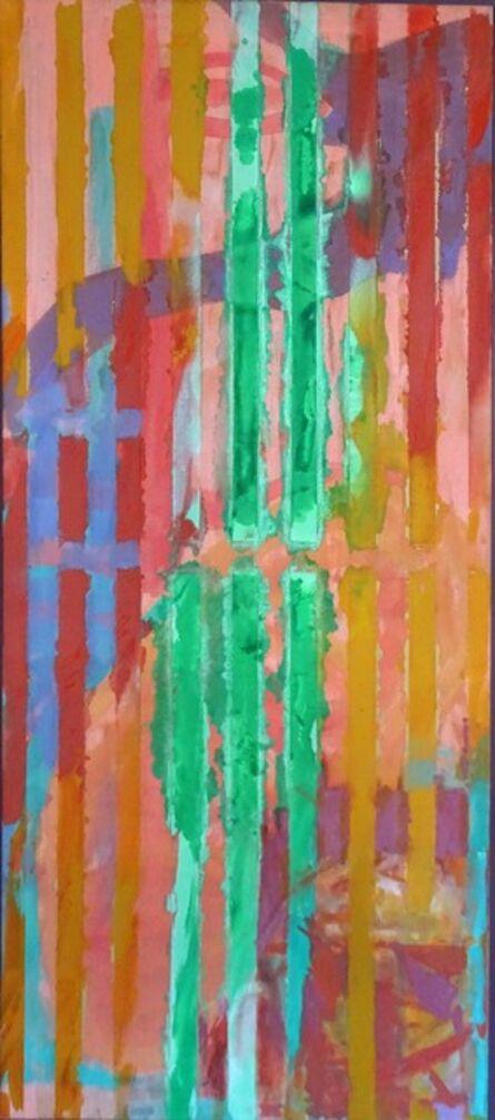 Barry Martin, 'Emerald Green Intrusion', 1974