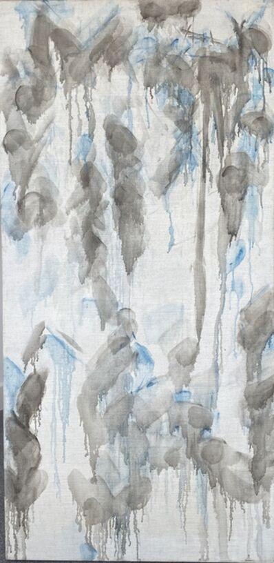 Norman Bluhm, 'Grey Blue', 1953