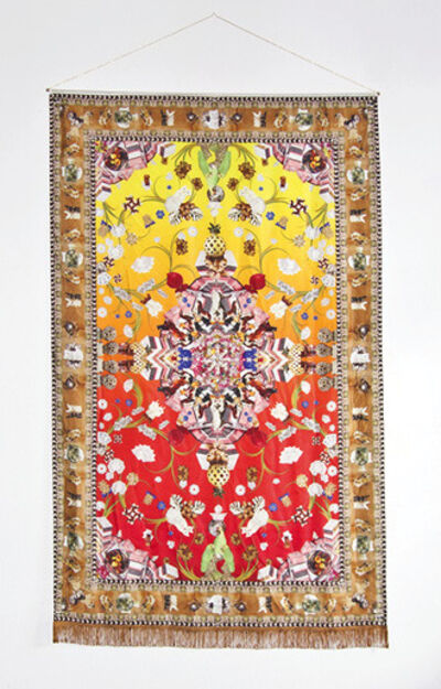 Magdalena Baranya, 'Carpet II', 2014