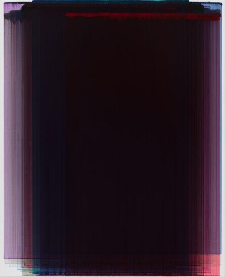 Seungtaik Jang, ' Layered Painting 100-38', 2020