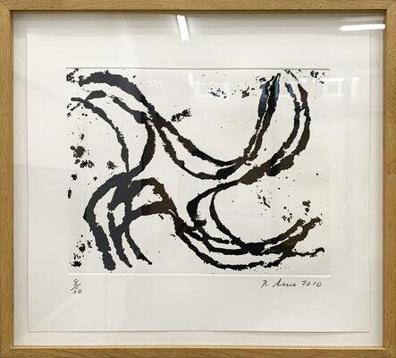 Richard Serra, 'Junction 2', 2010