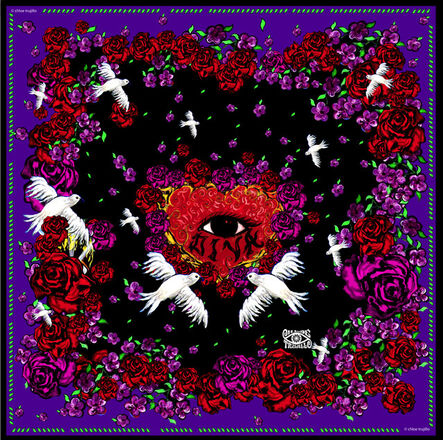 Chloe Trujillo, 'Mystic (Purple)'