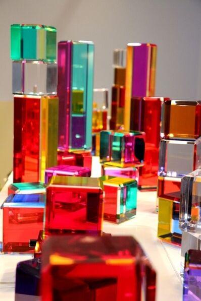 Emire Konuk, 'Plexiglass Acrylic Sculptures'