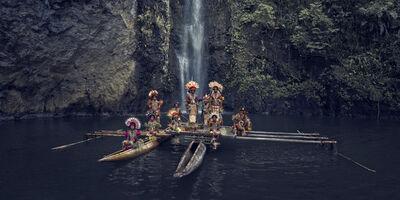 Jimmy Nelson, 'XXXIII 1 Uramana Clan, Amuioan,  Tufi, Papua New Guinea, 2017  ', 2017