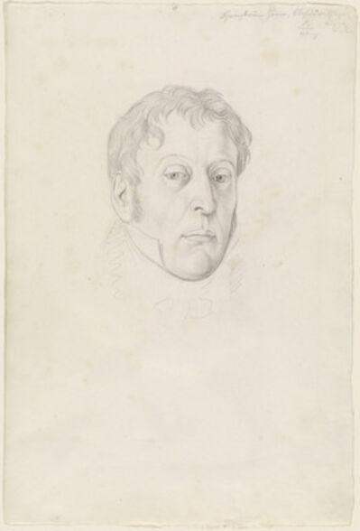 Josef von Führich, 'Ottavio Lancelotti, Principe di Lauro', 1828