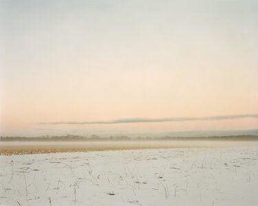 Joel Sternfeld, 'February 28, 2007 The East Meadows, Northampton, Massachusetts', 2007