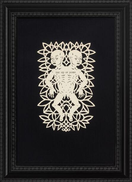 Catherine Heard, 'Symmetries - The Sin of Scorn', 2005