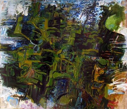 William Pachner, 'The Forrest', 1961