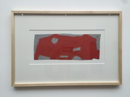 Lilly Keller, 'Orange', 1960
