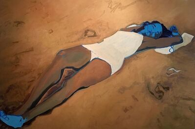 JoAnne McFarland, 'Woman of Color', 2016