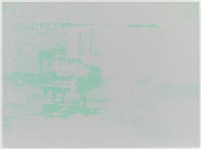 Andy Warhol, 'Electric Chair ', 1971