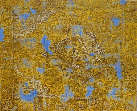 G.R. Iranna, 'Yellow Carpet', 2015