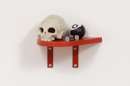 Andy Steinbrink, 'Slow Down Ruby (Skull, 8-ball, Dice)', 2014