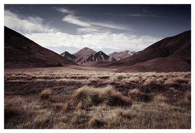 Bernhard Quade, 'Red Valley | South Island | New Zealand', 2015