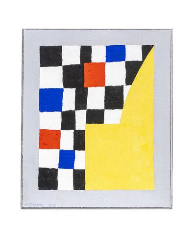 Harrie Gerritz, 'Yellow chapel', 2019