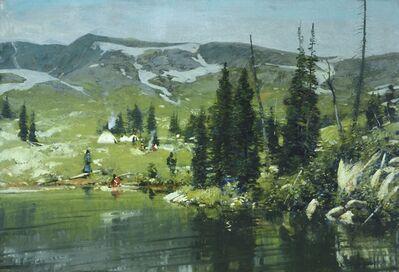 William Gilbert Gaul, 'Columbia River', circa 1911