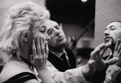 Bruce Davidson, 'Marilyn Monroe on the Set', c. 1960