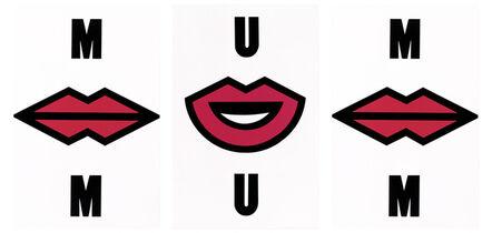 Kay Rosen, 'Read Lips', 1993