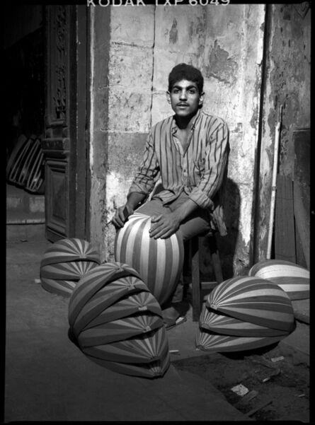 Nabil Boutros, 'Rue Mohamed 'Ali, Le Caire', 1991